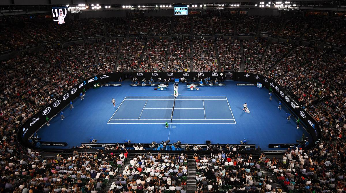 Australian Open Chris Fowler On The Amazing Tournament