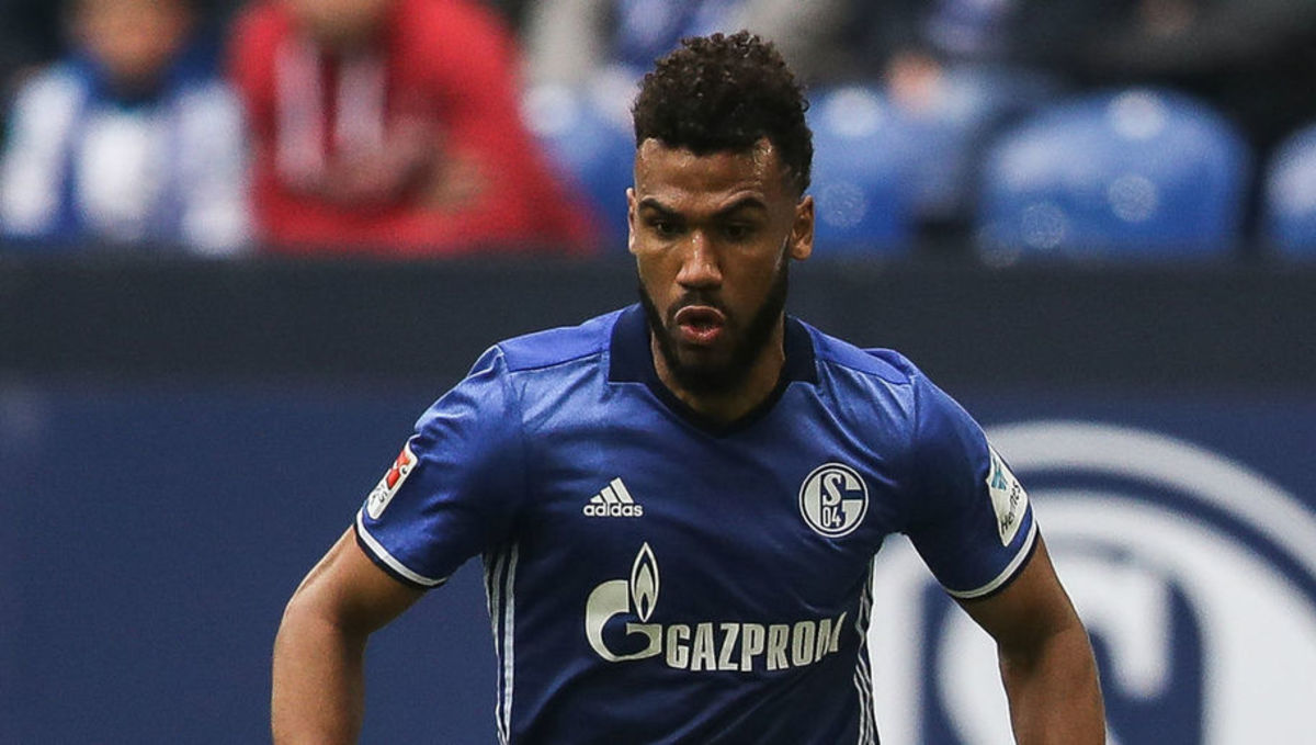 New Stoke Signing Maxim Choupo Moting Relishes Playing In