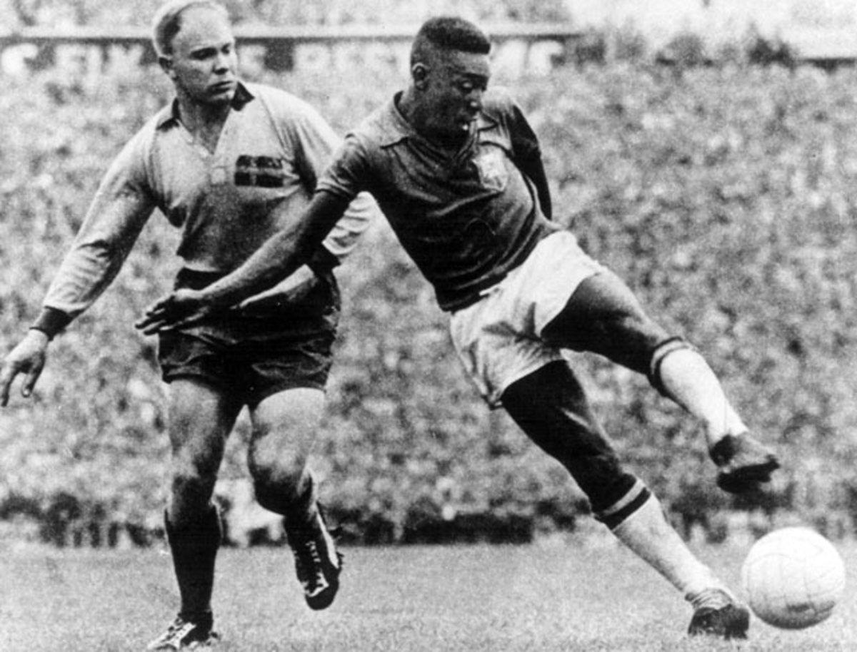 World Cup Winners - 6 - 1958: Brazil