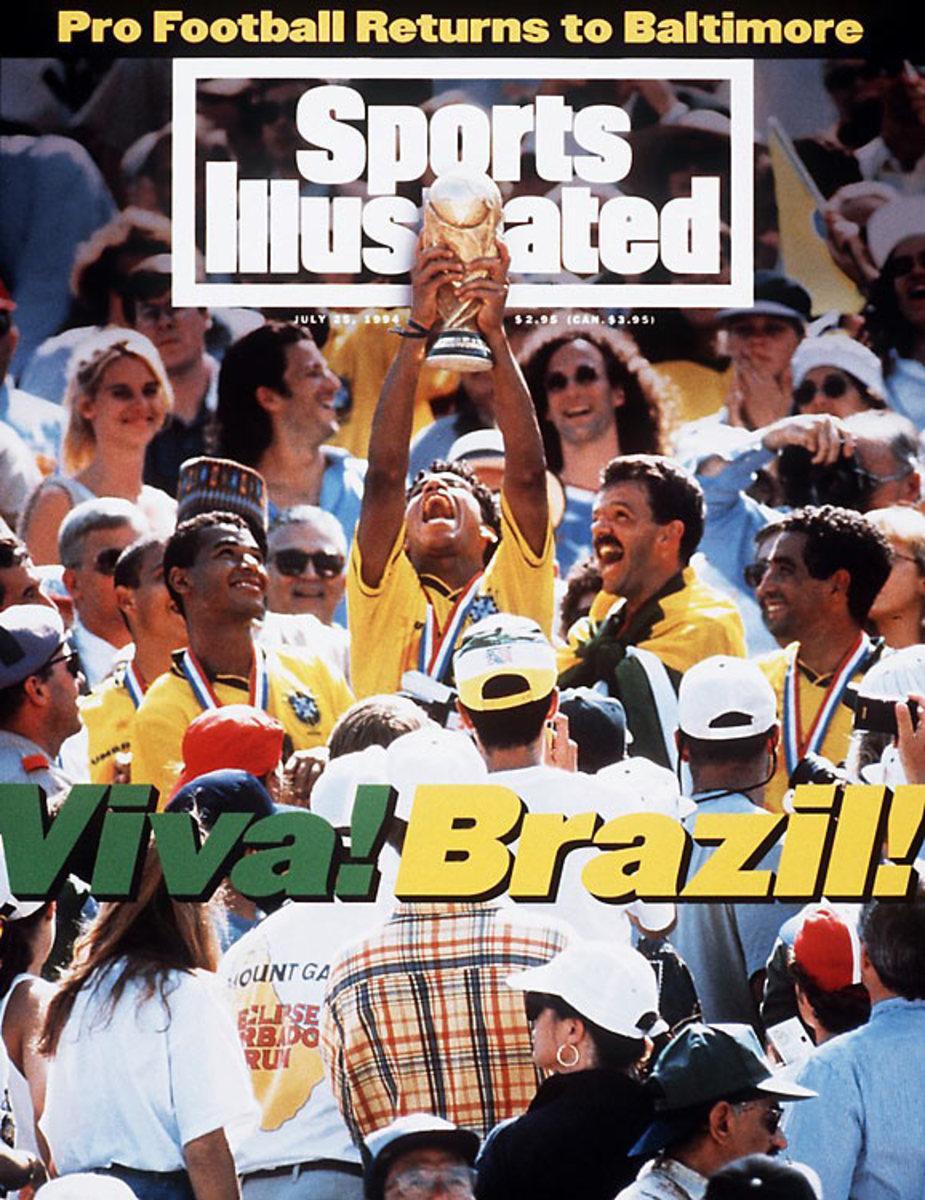 World Cup Winners - 15 - 1994: Brazil
