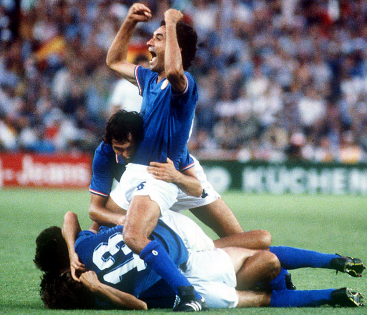 World Cup Winners - 12 - 1982: Italy