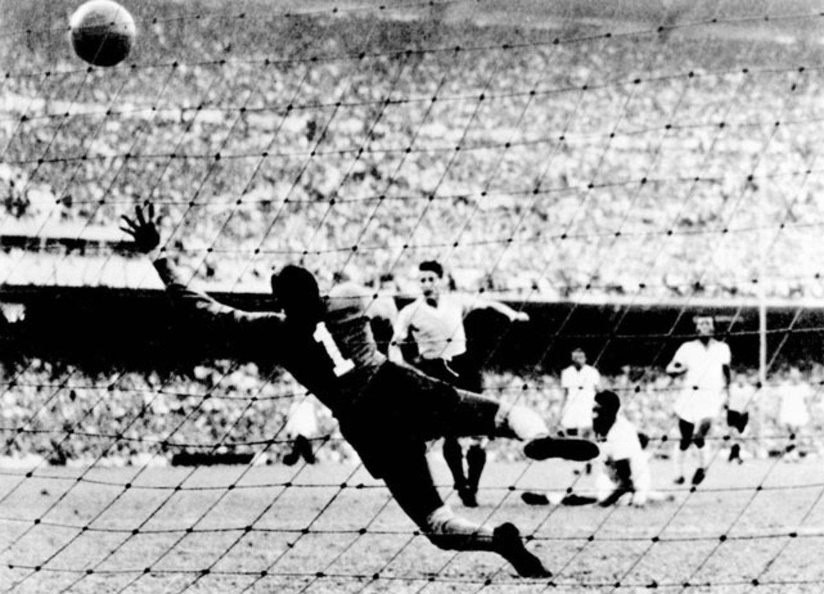 World Cup Winners - 4 - 1950: Uruguay