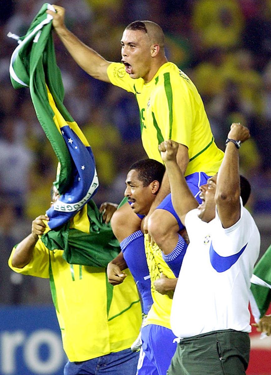 World Cup Winners - 17 - 2002: Brazil