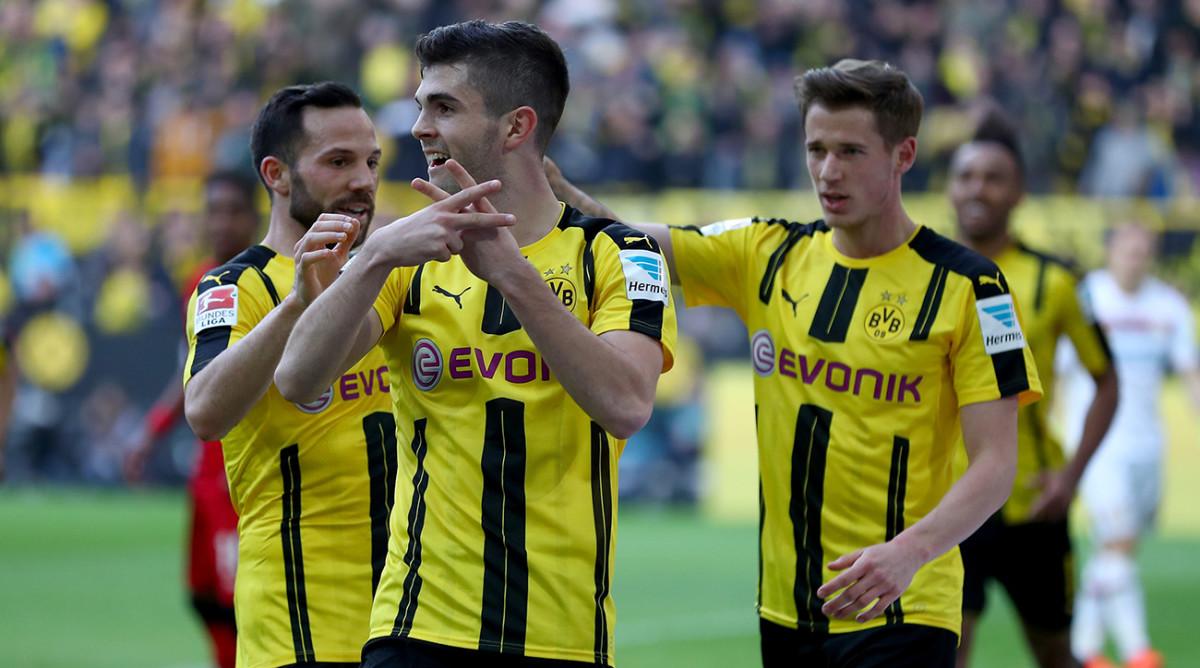 Borussia benfica online