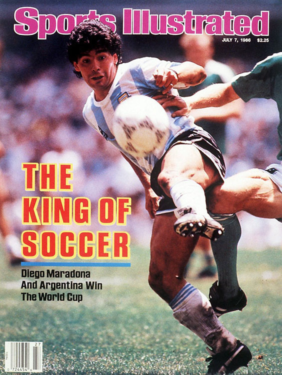 World Cup Winners - 13 - 1986: Argentina