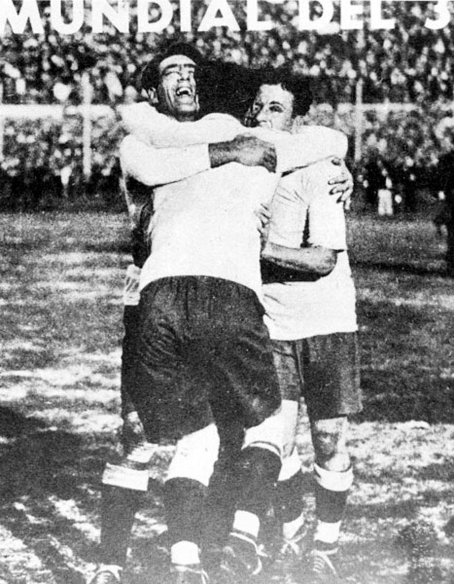 World Cup Winners - 1 - 1930: Uruguay