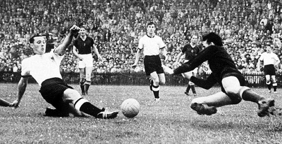 World Cup Winners - 5 - 1954: West Germany
