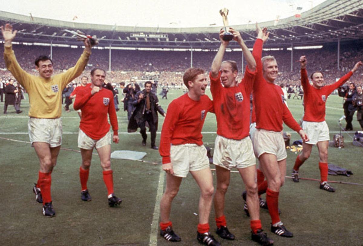 World Cup Winners - 8 - 1966: England