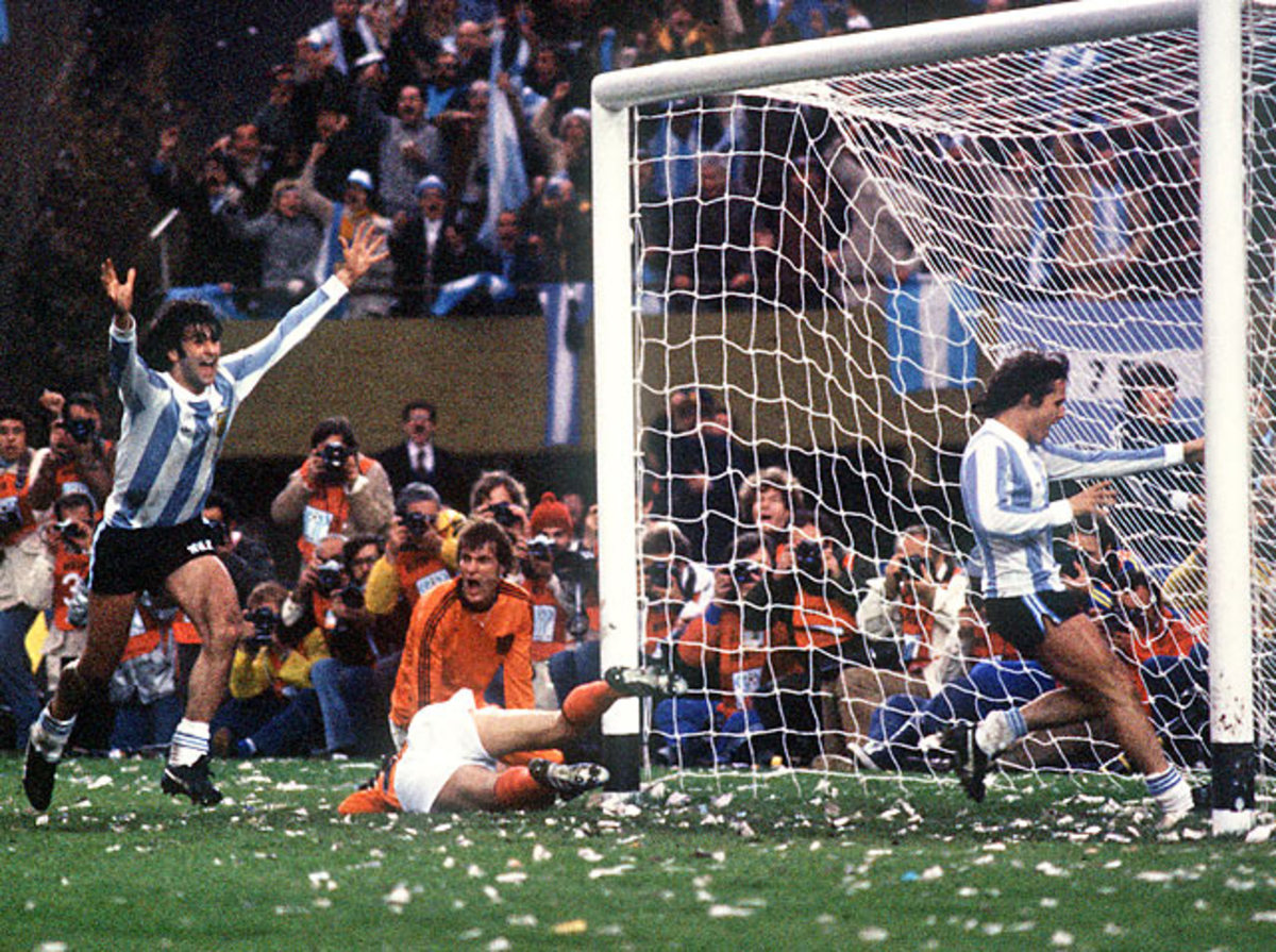 World Cup Winners - 11 - 1978: Argentina