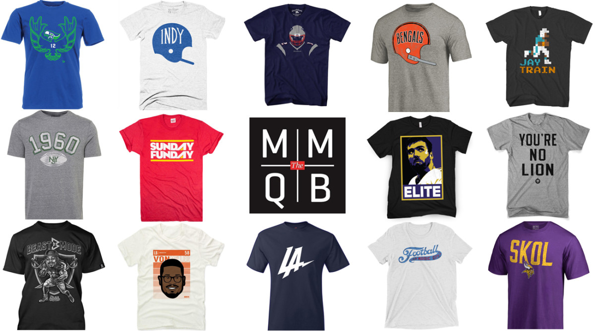 NFL Shirts: The MMQB's top picks for all 32 teams - Sports Illustrated