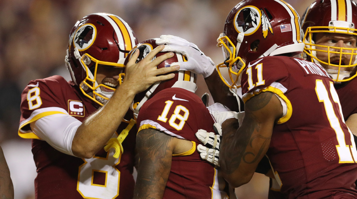 Kirk Cousins and the Redskins are off to a 2-1 start to the season.