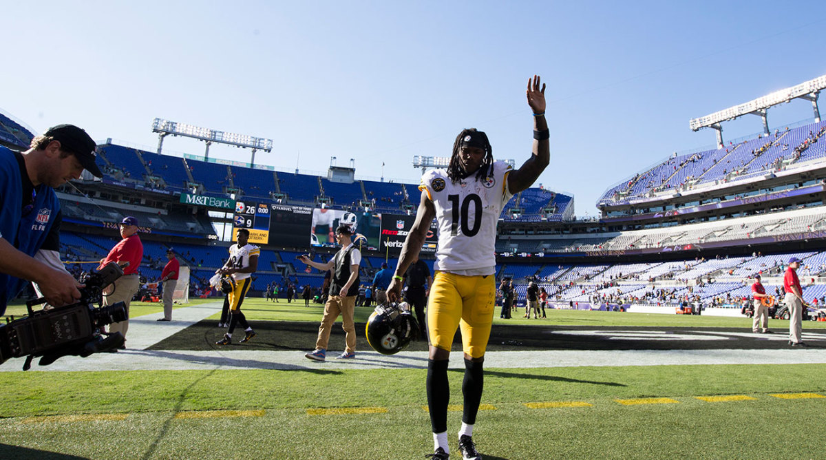 Is it time for the Steelers to say goodbye to wide receiver Martavis Bryant?