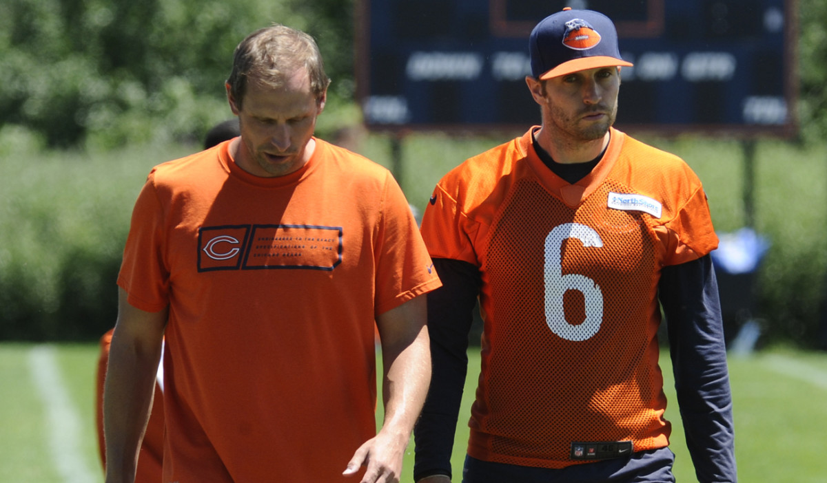 Adam Gase got the best out of Jay Cutler in Chicago. They'll reunite in Miami.