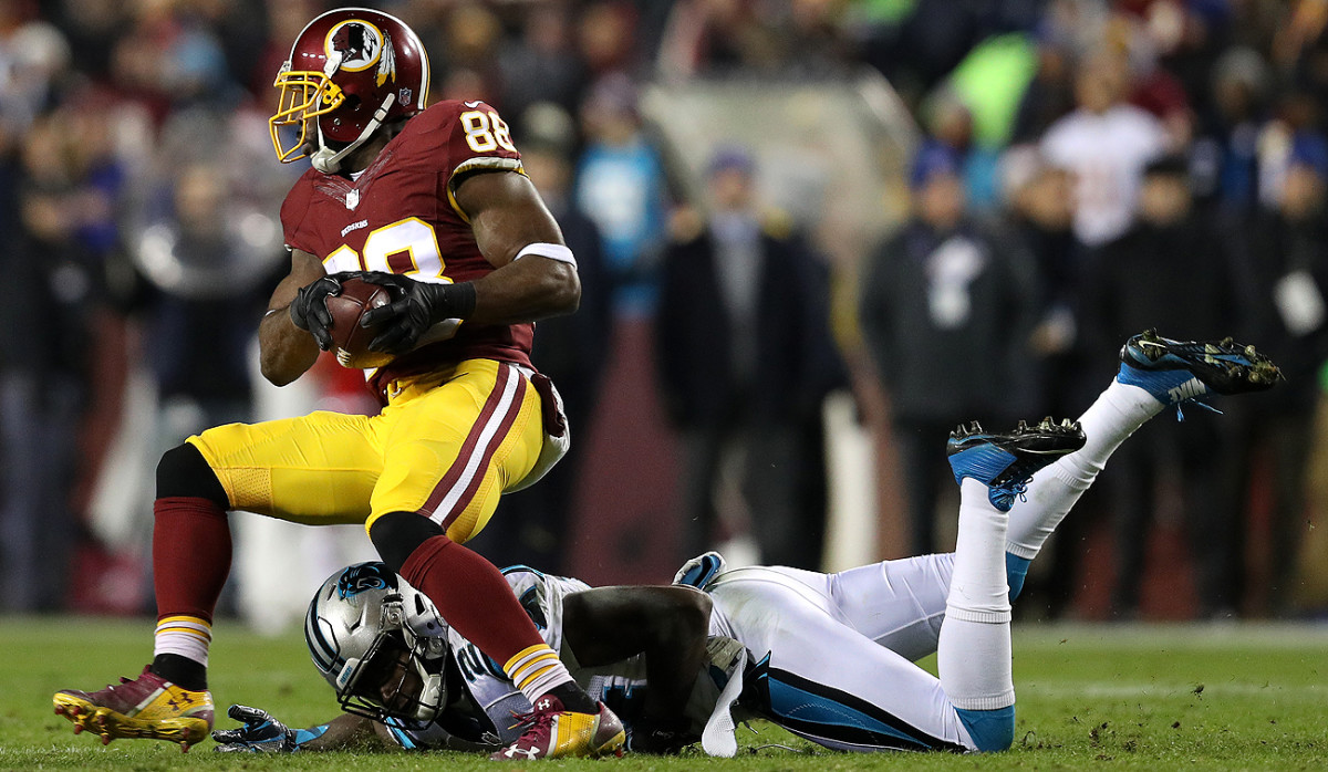His physical style of play was one of the reasons San Francisco targeted Pierre Garcon in free agency.