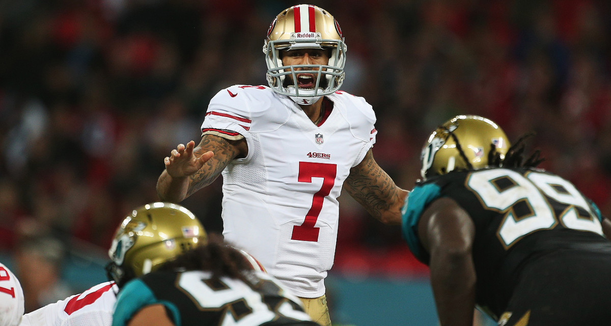 The Jaguars could be a good free agency fit for quarterback Colin Kaepernick.