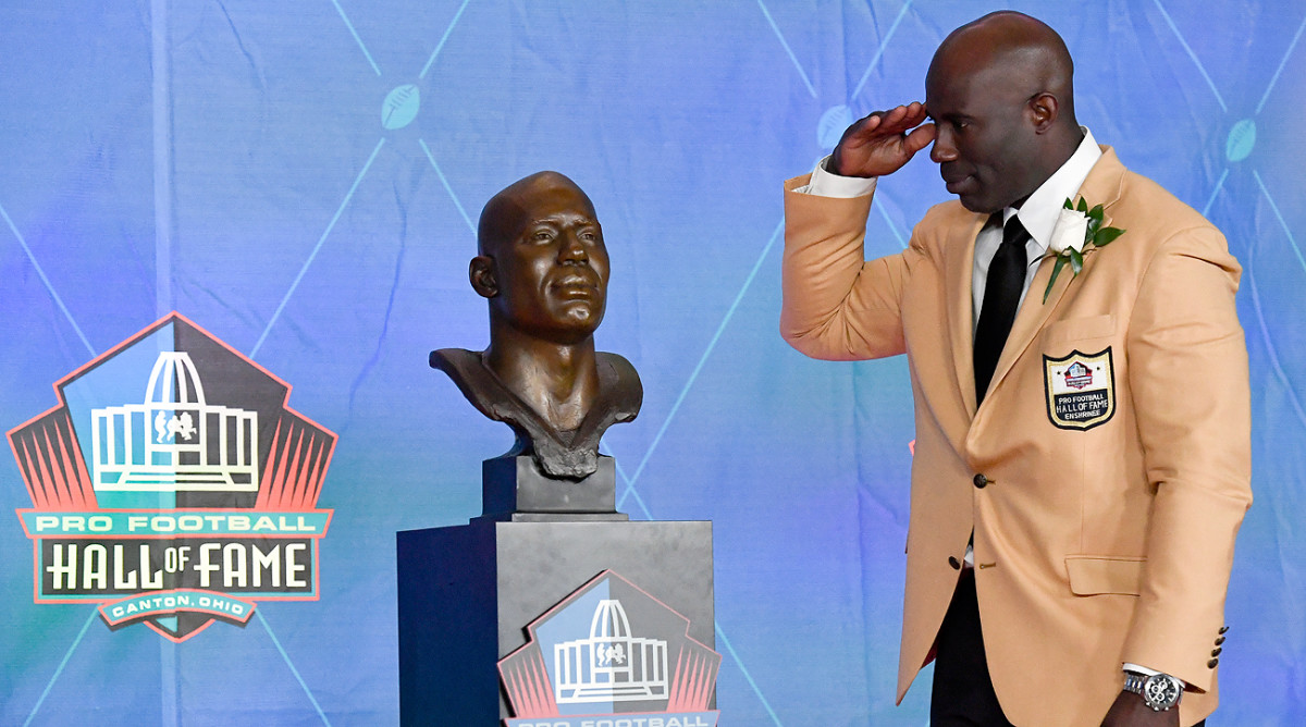 Terrell Davis' inclusion in the Hall of Fame has left some wondering about how it might impact future candidates.