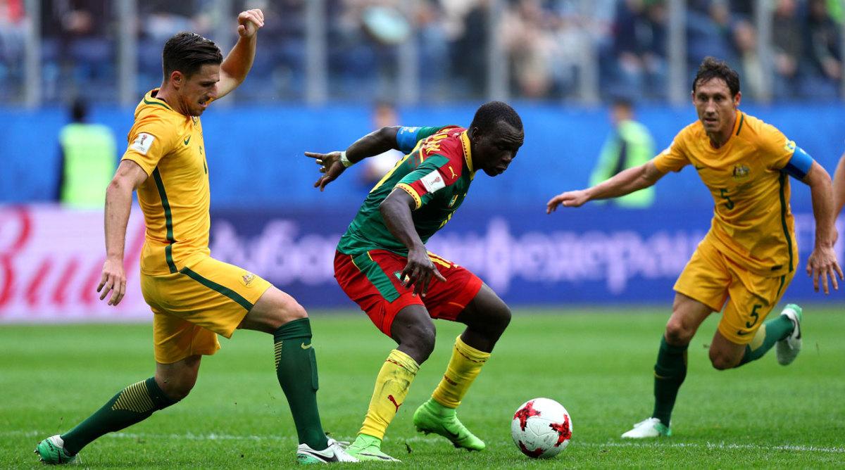 Kamerun Australien