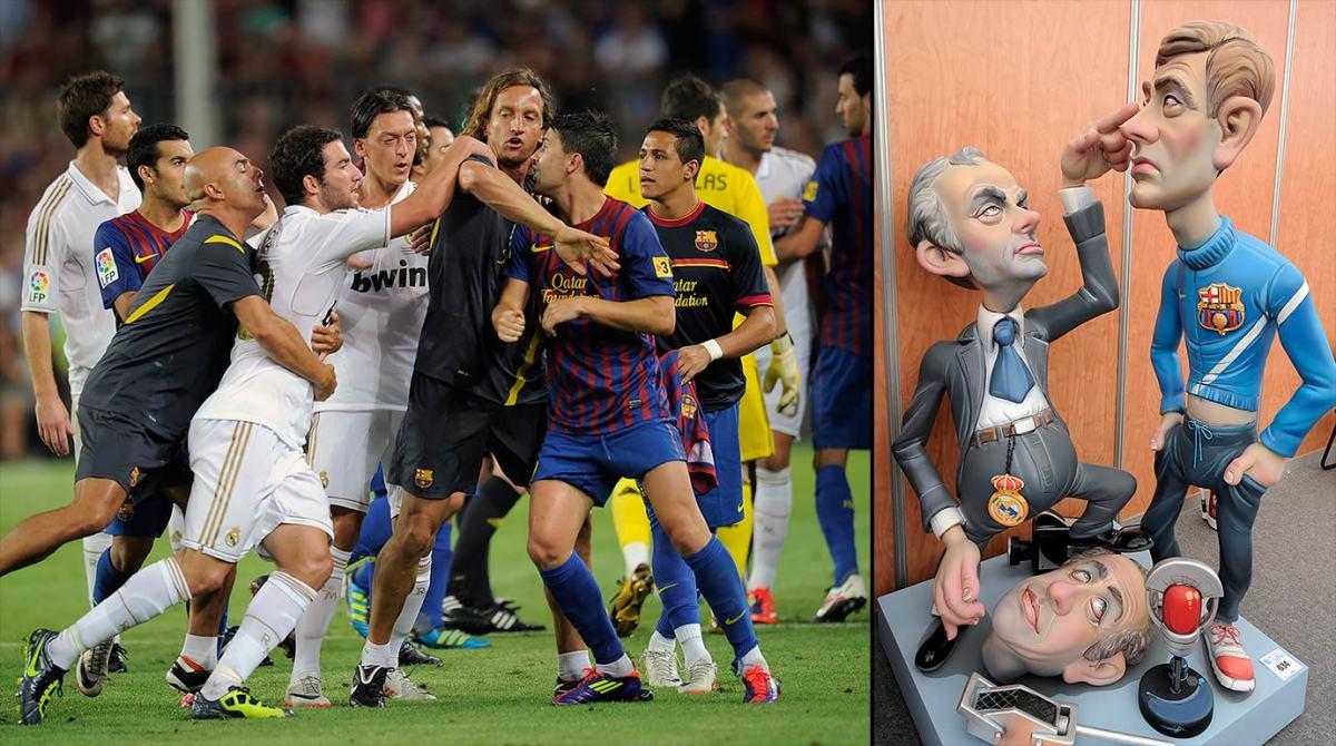 2011-Real-Madrid-FC-Barcelona-fracas-Jose-Mourinho-Tito-Vilanova-ninots.jpg