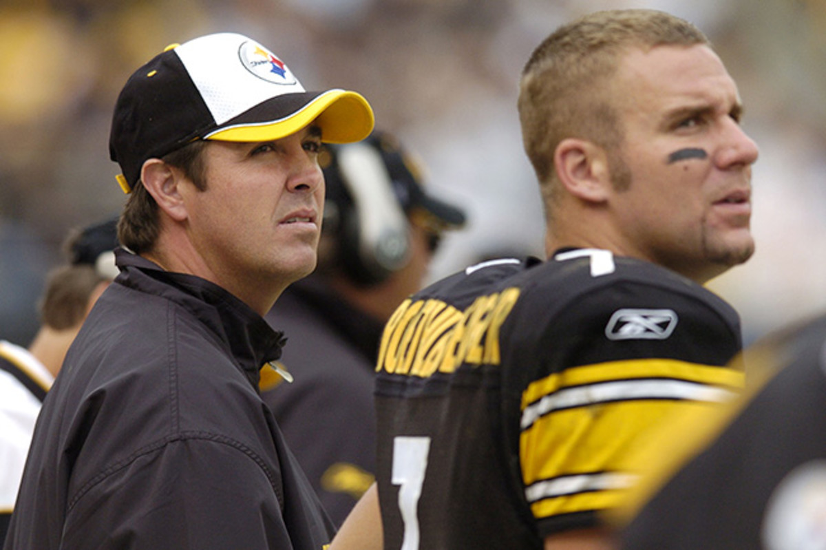 Maddox's injury opened up the starting spot for a rookie Roethlisberger in 2004.