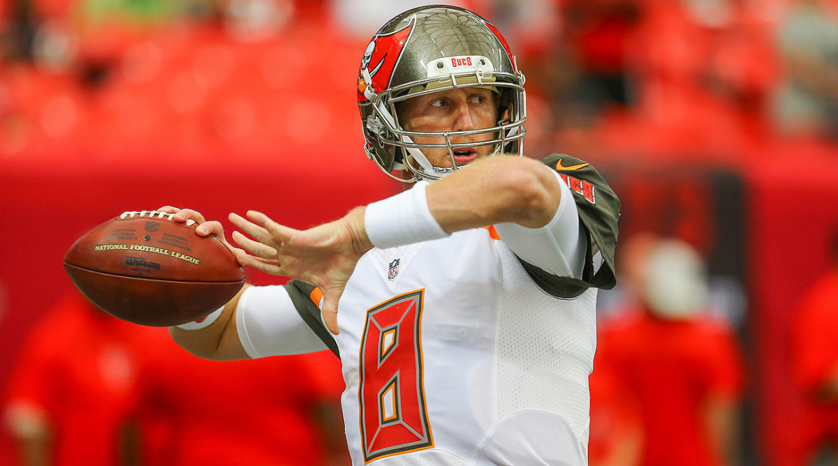 Mike Glennon owns a 5-13 career record and hasn't started a game since 2014, but will still command a significant pay day in free agency.