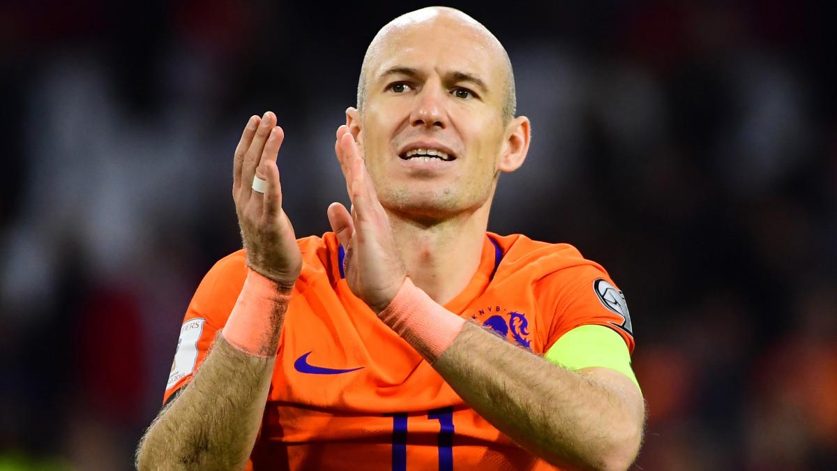Retirement 'an option' for departing Bayern star Robben ... |Arjen Robben