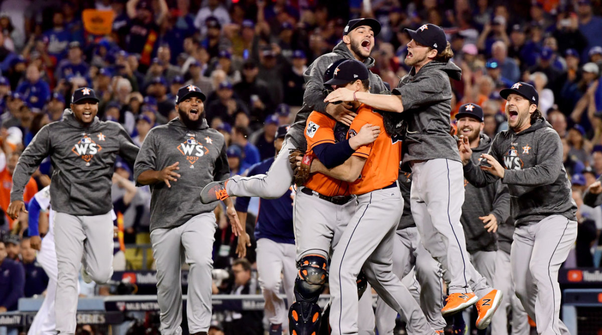 The Astros Achieve World Series Glory Thanks to Charlie Morton and a Little Community Spirit