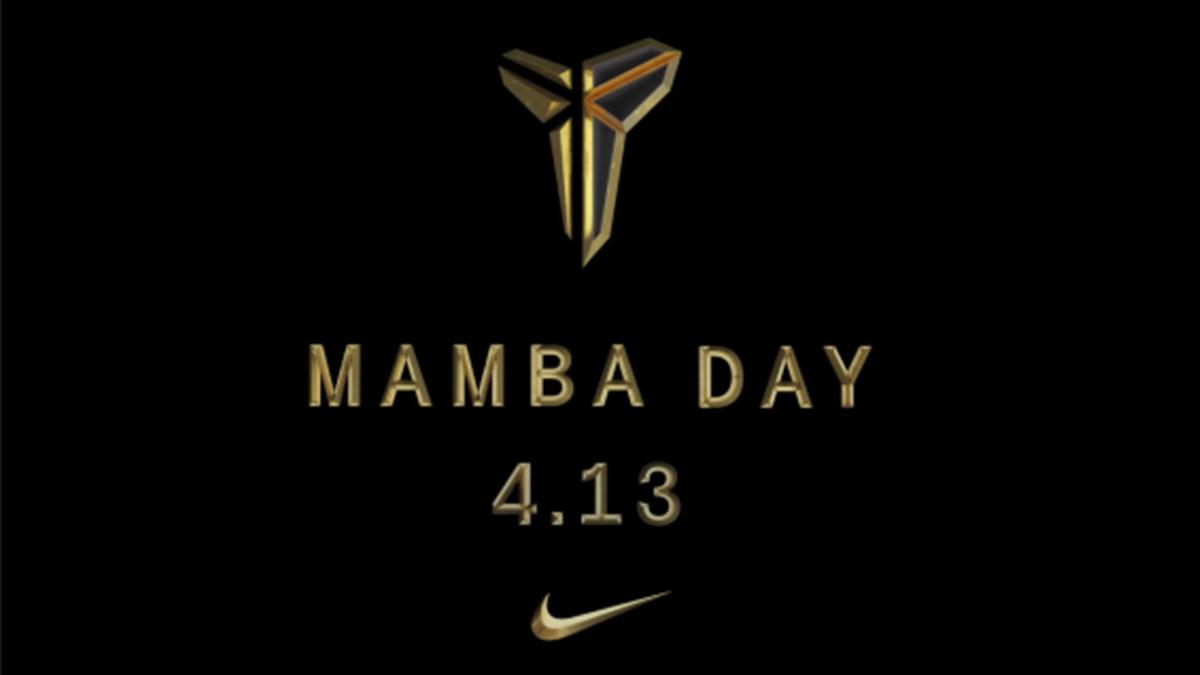 Kobe Bryant on 'Mamba Day