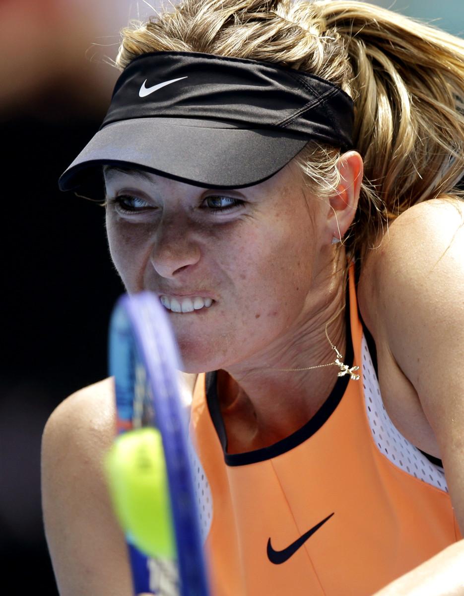 Maria Sharapova still has fire and motivation despite