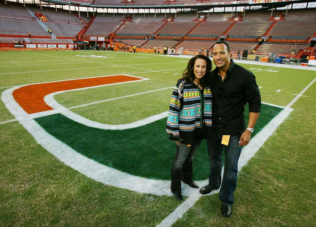 2007-Dwayne-The-Rock-Johnson-ex-wife-Dany-Garcia-Orange-Bowl.jpg