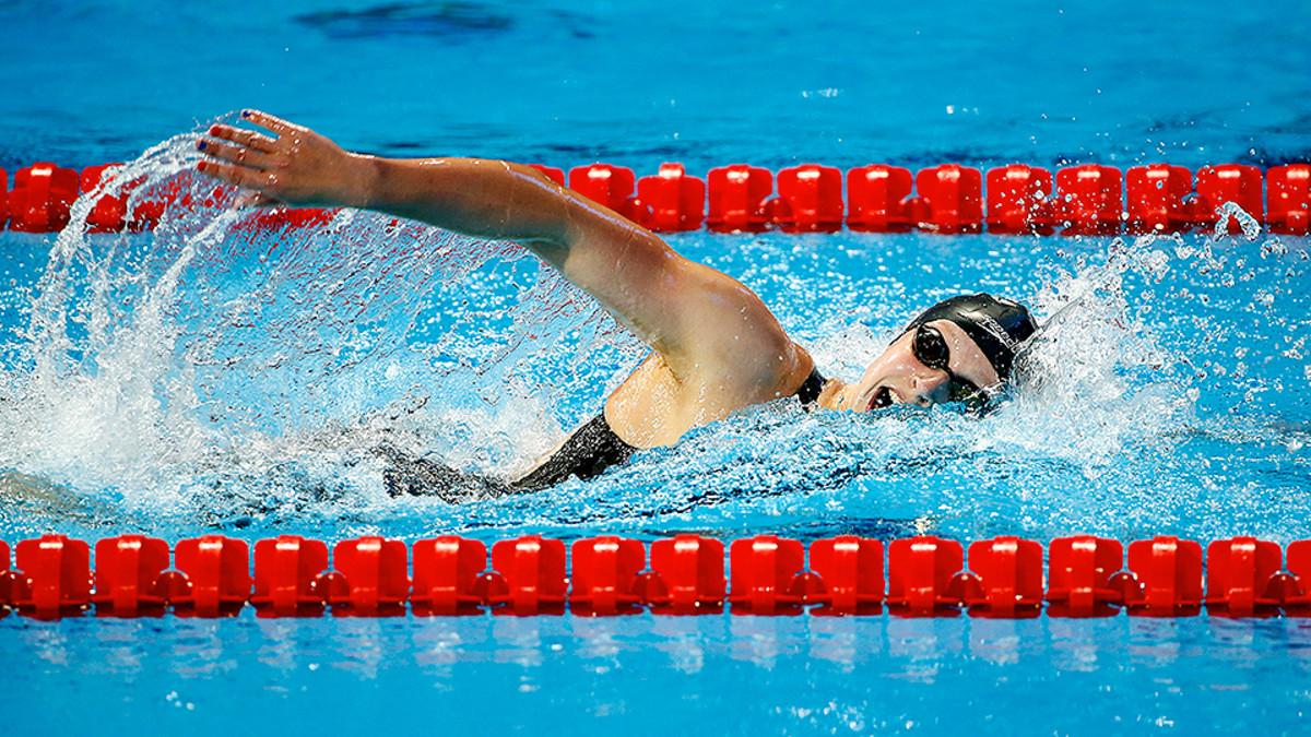 Back to her roots: How Katie Ledecky became so dominant in the pool