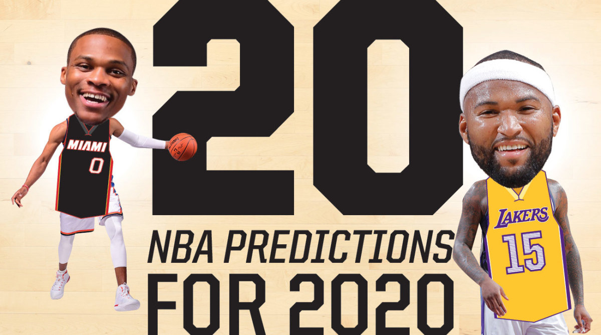 Nba In 2020 Predictions For Lebron Warriors And More