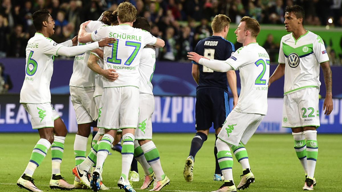 Wolfsburg Champions League