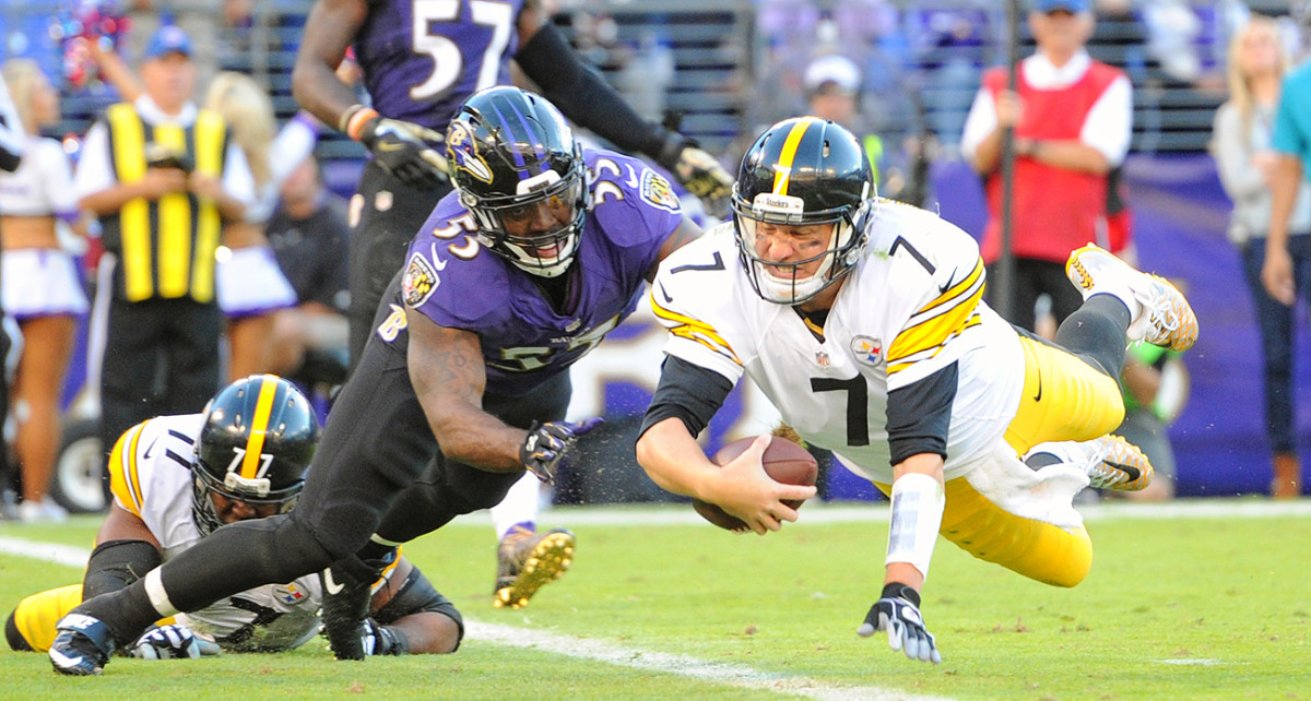 Bitter rivals Pittsburgh and Baltimore meet again on Christmas with the AFC North title hanging in the balance.