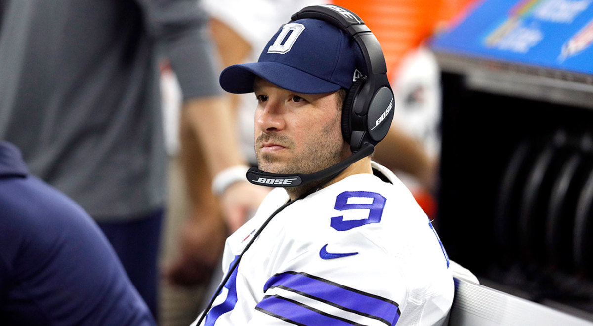 Romo, who has sat out the 2016 season while healing from a broken bone in his back, will be 37 next year.