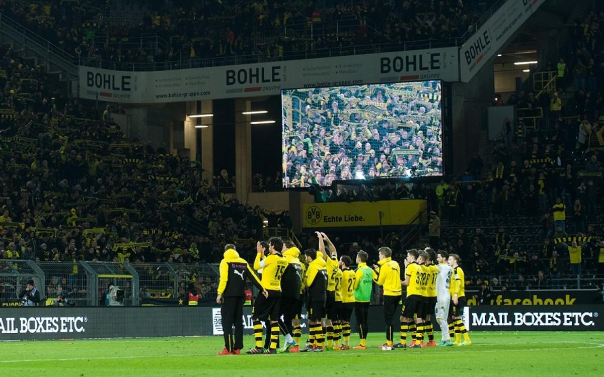 Dortmund Fan Stirbt