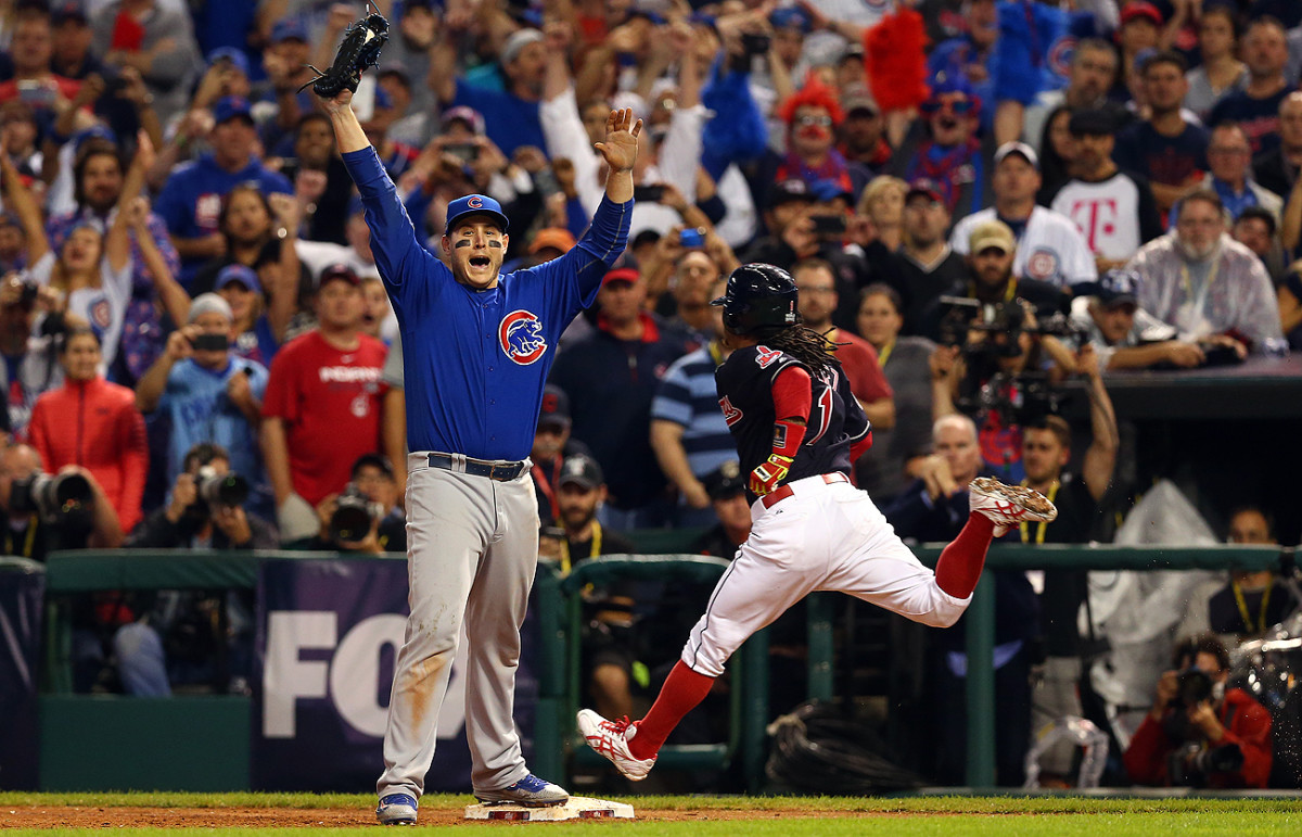 The Cubs won the World Series in a thrilling Game 7, ending the franchise's 108-year title drought.