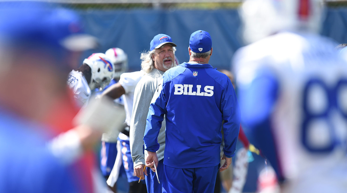 Rob and Rex will lead a Bills team that hasn't won 10 games in a season since 1999.