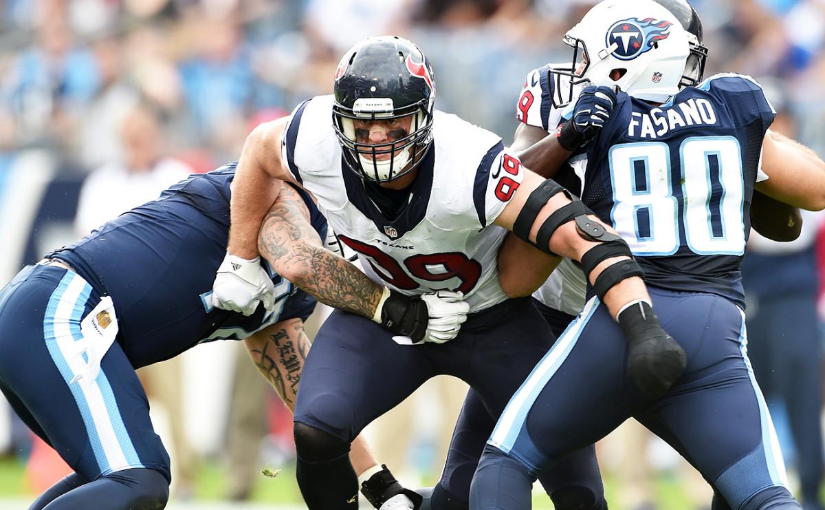J.J. Watt of Houston Texans talks injury, NFL future ...