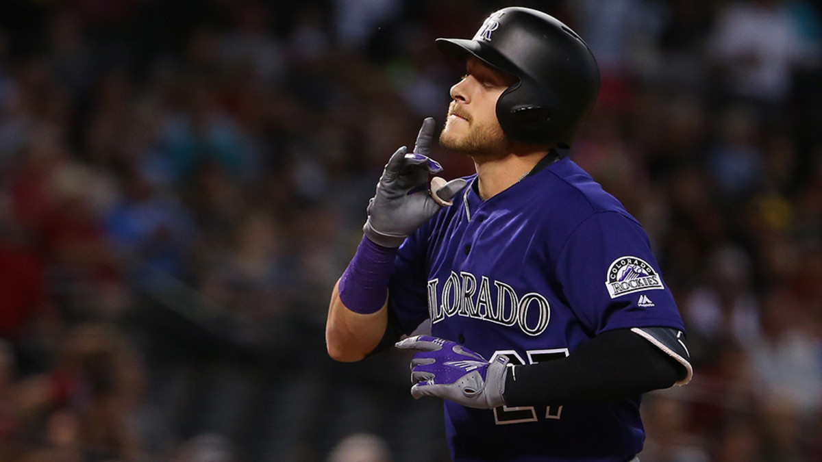 trevor story makes history with start to career bolsters