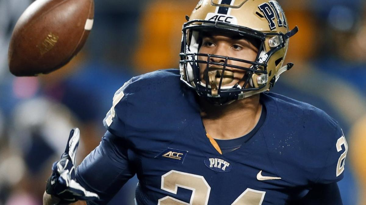 Pitt RB James Conner declares for NFL draft after beating cancer - IMAGE