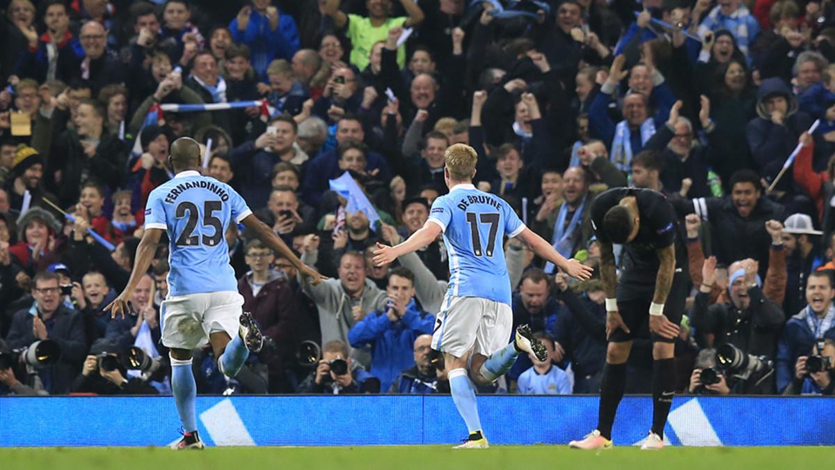 Manchester City vs PSG highlights: Kevin De Bruyne pads ...