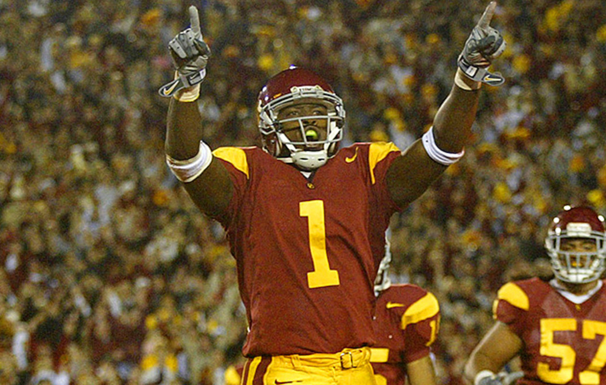 After starring early on at USC, Williams's long layoff before entering the NFL made his transition a rocky one.