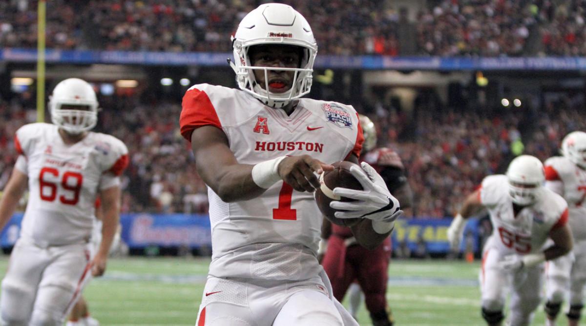 Houston No. 8 in SI CFB preseason rankings - Sports Illustrated