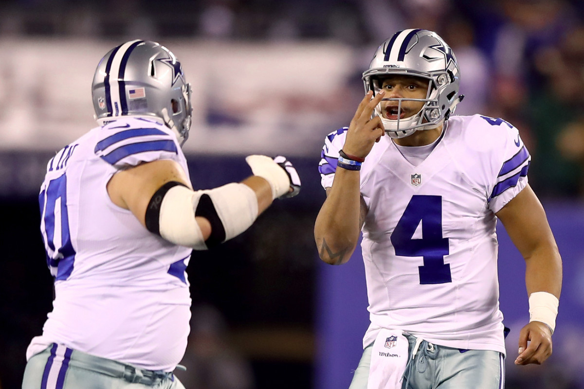 The Boys will be looking for a bounceback from Dak.