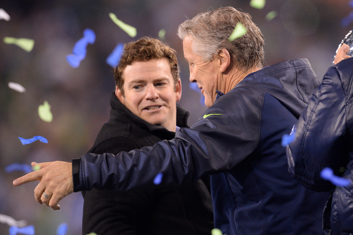 The John Schneider-Pete Carroll arrangement could be a model for the Rams.