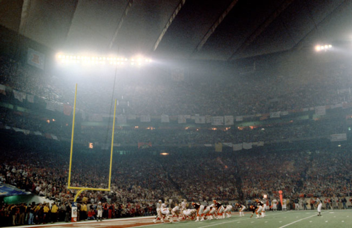 49ers-Bengals, Super Bowl XVI.