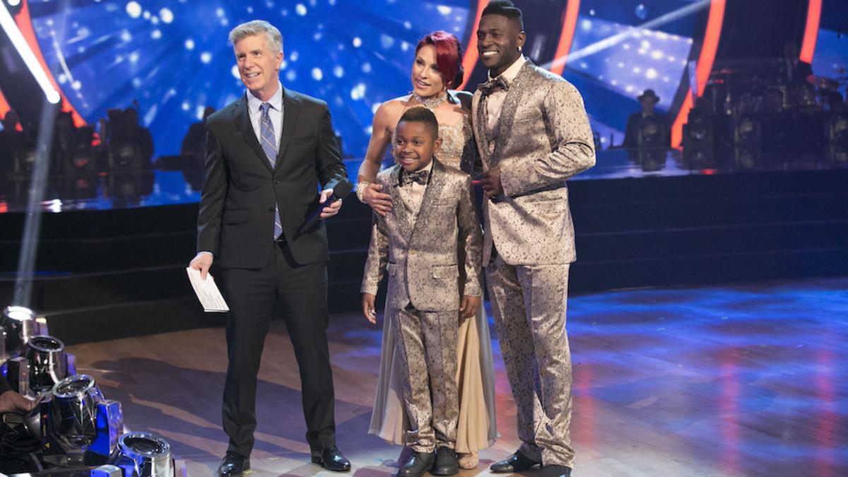 Antonio Brown Son >> Dancing With The Stars Pittsburgh Steelers Antonio Brown
