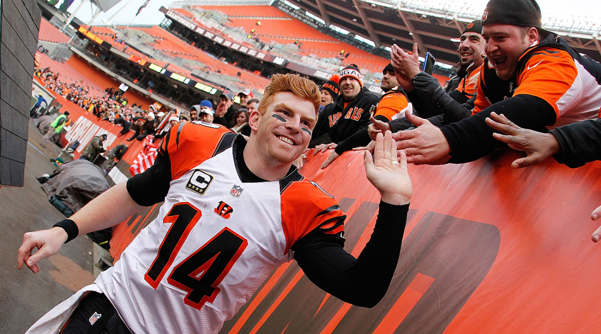 Bengals fans will have to wait until Week 3 to see Andy Dalton and the team play at Paul Brown Stadium in the regular season.