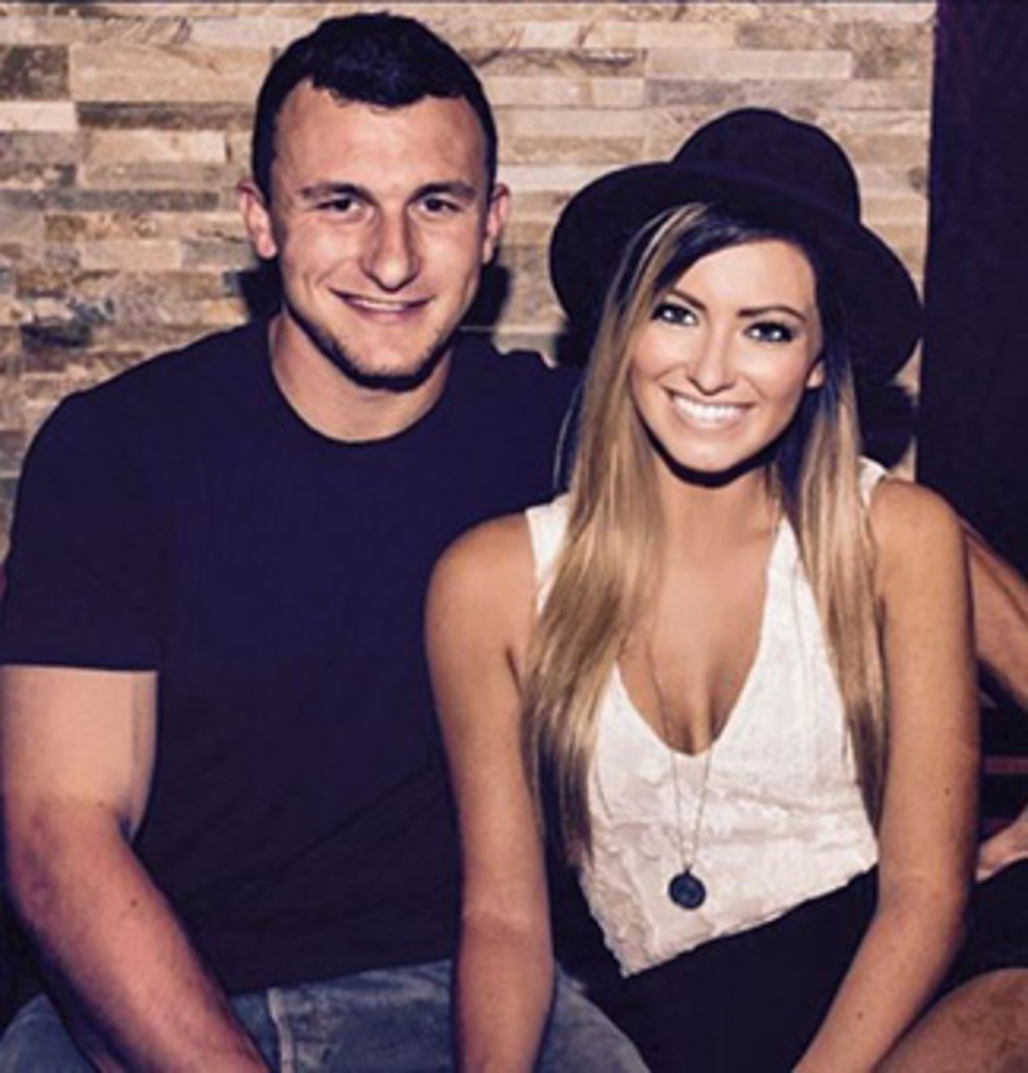 Manziel and now-ex-girlfriend Colleen Crowley, who accused him of assault in January.