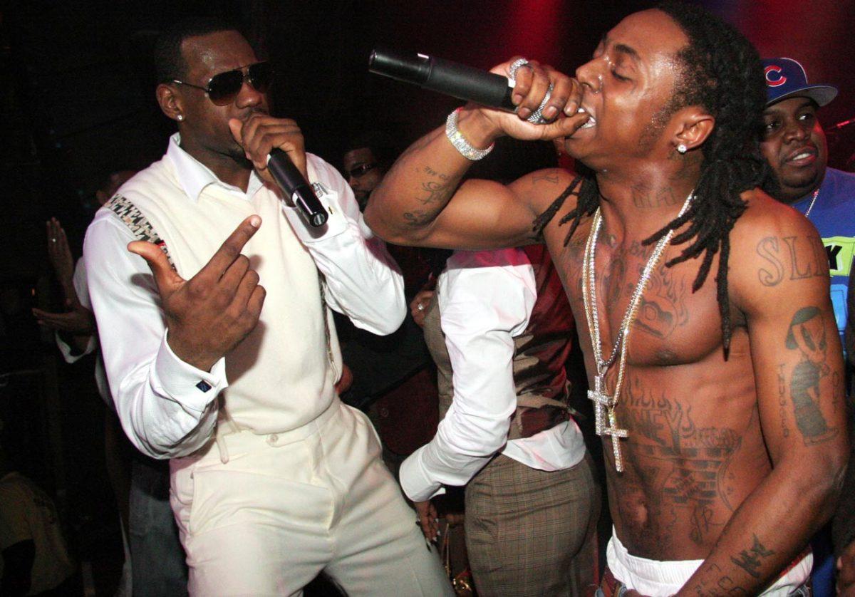 LeBron James Lil Wayne